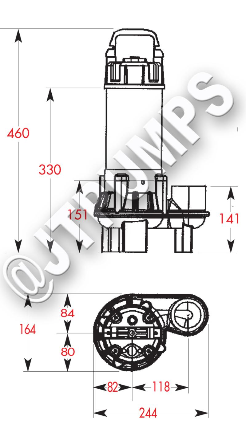 Hippo Water Pumps 45